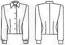 Блузканы модельдеу.