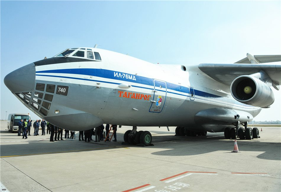 Литва обвинила российские ИЛ-76 из Таганрога в нарушении воздушной границы