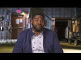 Powerless Ron Behind The Scenes Interview - Ron Funches