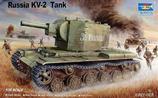 00311 135 Танк КВ-2 с башней МТ-1