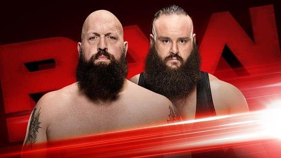 Post image of WWE Monday Night RAW 04.09.2017
