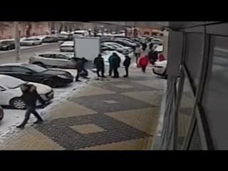 Эксклюзивное расследование РЕН ТВ нападения на заместителя главы Фрязино