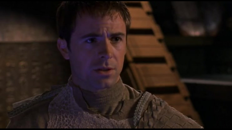 57 Сериал Звездные врата 3 сезон Stargate SG-1