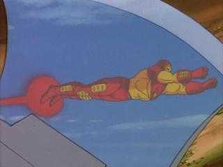 Железный Человек \ Iron Man - 1 сезон 10 серия (1994)