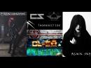 06/05/2017 Thornsectide CutoffSky CL-20 Техногенетика DJ Reincarnation A.C.I.D. Ксения Black Sky