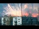 Изопасной зоны вокруг горящего склада сбоеприпасами вХарьковской области эвакуировано 20 тысяч человек