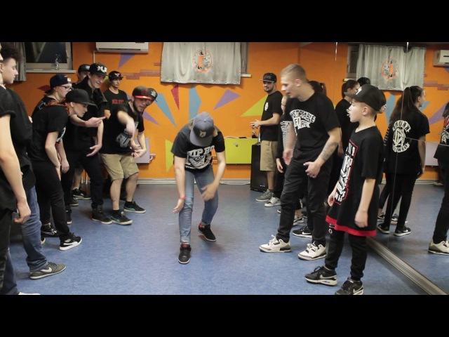 Kid Avenger vs Princess Whynot | Raw League Ekb Pro Tour 1