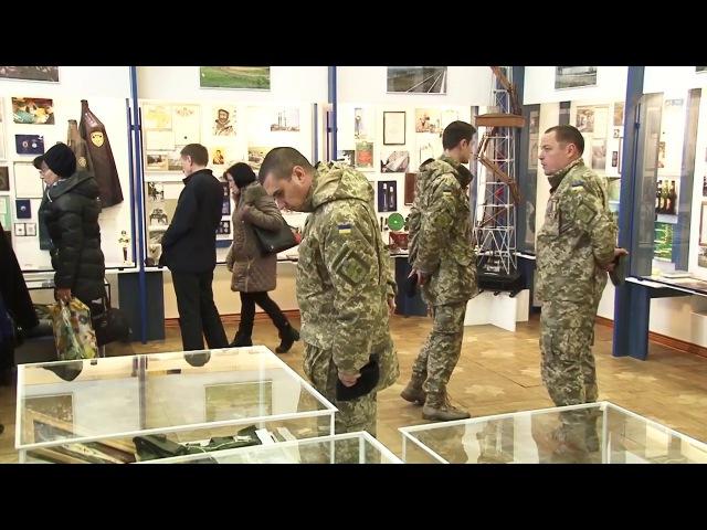 У Полтаваі відкрили виставку з унікальними експонатами про АТО