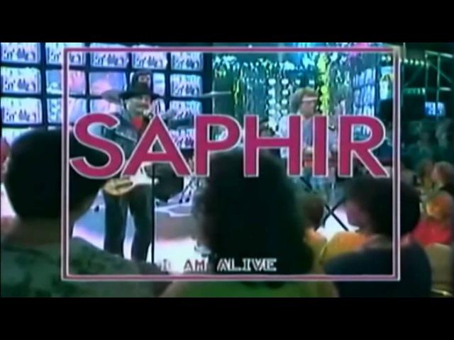 Saphir - I Am Alive(1986)
