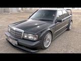 THIS is BONKERS! Mercedes-Benz 190E 2.5 16v EVO II