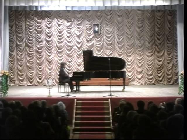 Chopin. Fantasie in F Minor. Artem Lyakhovich