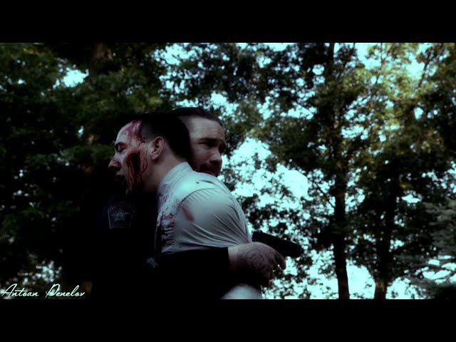 Kurt Bunker Calvin Fight (Banshee) || So cold