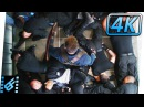 Elevator Fight Scene Captain America The Winter Soldier 2014 Movie Clip / Первый мститель Другая война
