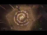 Ночной декор выездной, необычная рассадка гостей и свадьба без спиртного