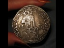 Мама всіх монет Срібний дукат .26гр. Бельгійська республіка семи провінцій. 1683 р.