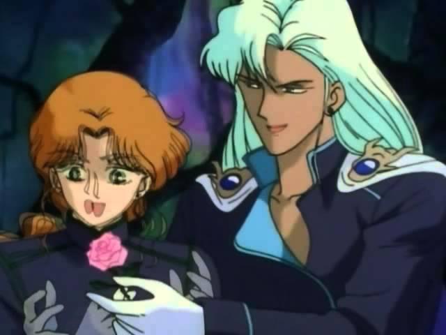 Sailor Moon. Лорды. Тёмное Королевство. Короли Ночной Вероны