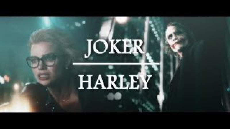 Joker Harley   Entertain Us