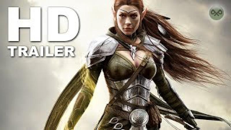 The Elder Scrolls Online - Cinematic Trailer Full Version (HD)