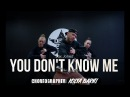 Jax Jones – You Dont Know Me Dance Routine choreographer Kolya Barni