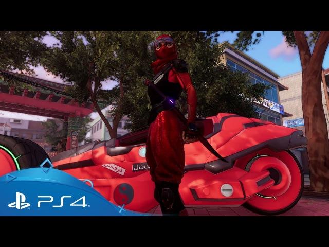 Agents Of Mayhem | Knight Rider Trailer | PS4