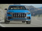 Audi Q8 2018 - Luxury SUV a bit sportier and more aggressive