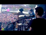 The Script - Hall Of Fame feat. Labrinth at Radio 1's Big Weekend 2013