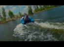Надувное дно низкого давления Жесткий тест ПВХ лодки с НДНД