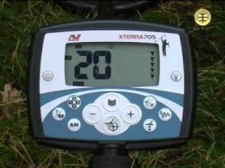 Minelab X Terra 705 видеообзор, videoreview