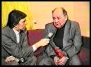 Редкое интервью с Евгением Леоновым в Смоленске