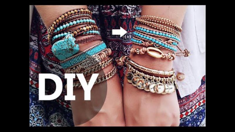 DIY - Wrap Bracelet