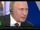 Men in dark suits rule the US - Putin on Deep State