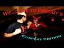 Welcome to Freddy's (Five Nights at ColossalCon 2015) [Cover]