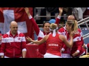 (Fed Cup by BNP Paribas) State of Play: Belarus 1-1 Switzerland