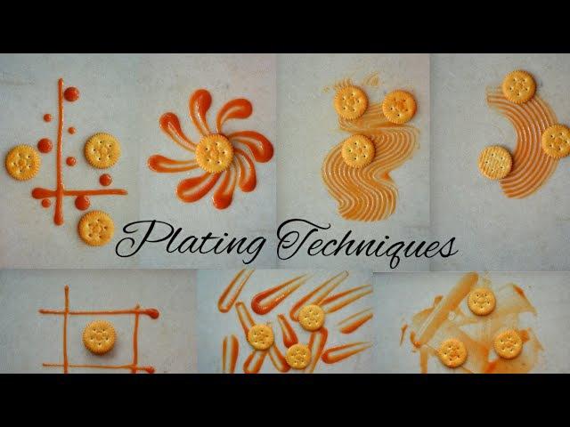 8 simple plating techniques for sauces part 2   CHEF MRUGZIEE