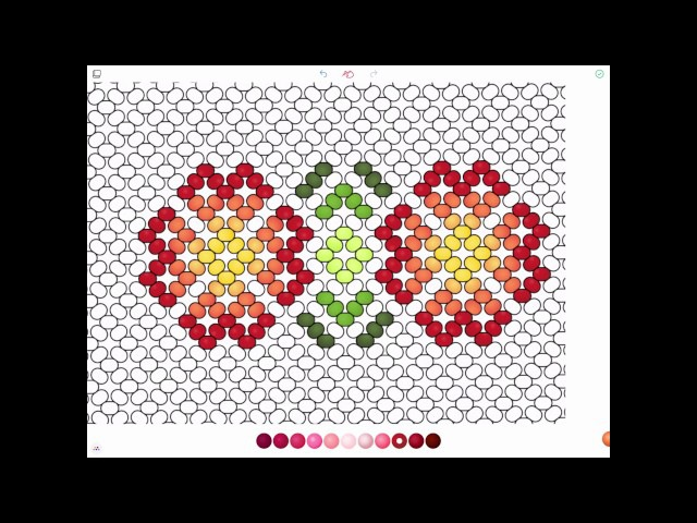 Huichol Beading with Recolor App