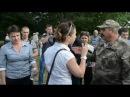 Видео Новости-N: В Николаеве Надежду Савченко забросали яйцами