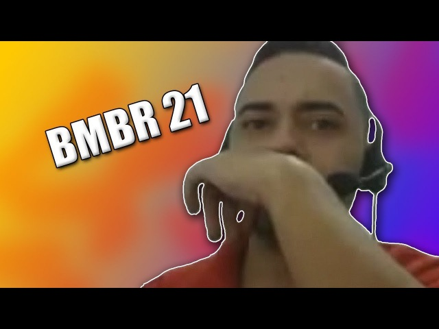 BMBR 21 - Foqui U, Ninja Druid, Furion Bichona e Gringos Zuando o Seu Creysson