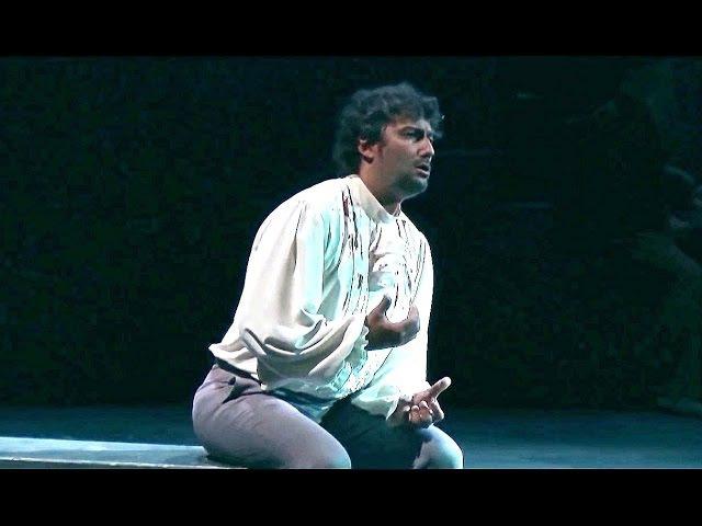 Jonas Kaufmann⭐♫ E lucevan le stelle ♫ ~ aus der Oper 'Tosca'
