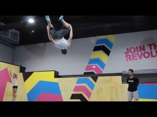 Greg Roe VS Bounce Inc Hong Kong Trampoline Park