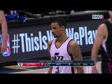 23.04.17 ПО-17. R1. G4. Utah Jazz - Los Angeles Clippers FSP