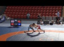 Lomtadze GEO Kaya TUR 1 4 Final FS 57 kg Tbilisi Grand Prix 2017