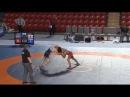 Lomtadze GEO IBRAHIMOV AZE 1 2 Final FS 57 kg Tbilisi Grand Prix 2017