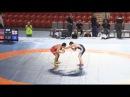 Lomtadze GEO GRIGORYAN ARM Qualif FS 57 kg Tbilisi Grand Prix 2017