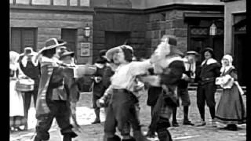 THE THREE MUSKETEERS (1921) - Douglas Fairbanks
