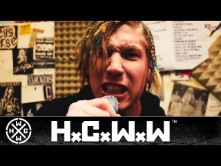 SICK CRAP - FUCK AUTHORITY - HARDCORE WORLDWIDE (OFFICIAL D.I.Y. VERSION HCWW)