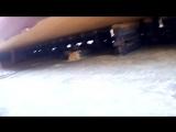 M/V Urla in dry dock, Tuzla