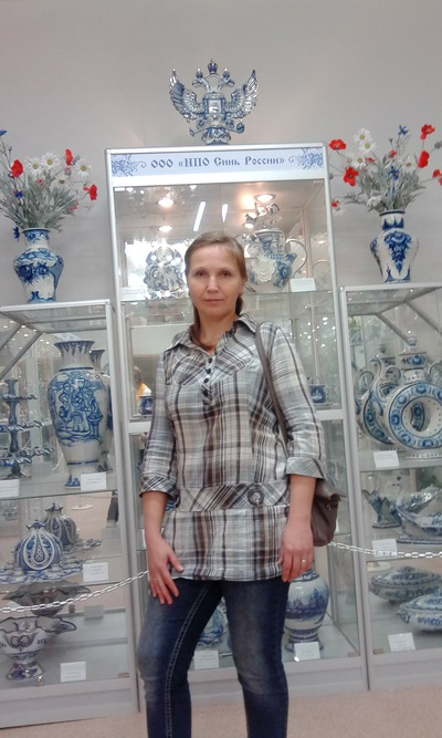 Анна Дубинина