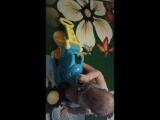 слоник-жонглер