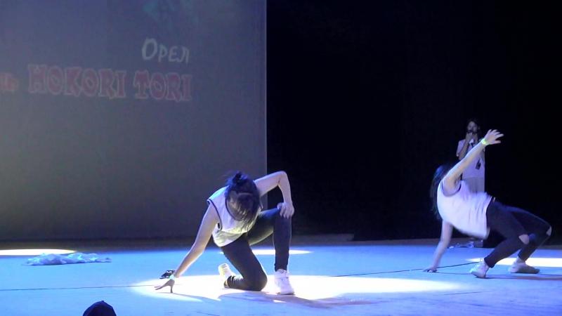 Групповой Танец- Hope , Леха-(B00M)- Оригинал постановка