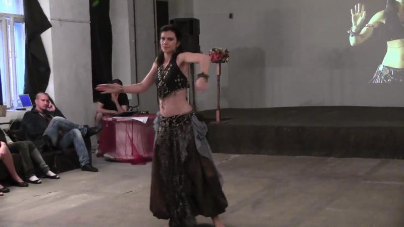 Этнический фестиваль в Арт Лофте Анна Акинцева